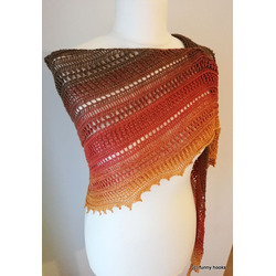 winter day shawl
